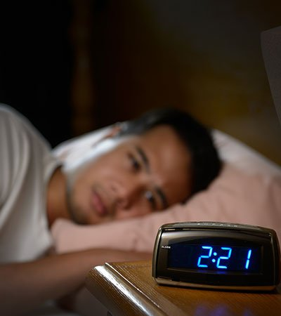 Hypnosis for insomnia
